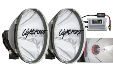 Lightforce RMDL Driving Light Blitz 240Mm - Hid Twin Pack 12V 35W HID240T50W