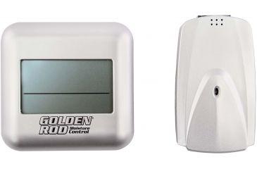 Lockdown Golden Rod Digital Wireless Hygrometer 222532