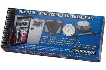 1-Lockdown Gun Vault Accessories Essentials Kit