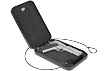 Lockdown Handgun Security Vault w/Combo Dial, Large 222668
