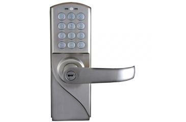 LockState RDJ Keyless Door Lock Right Side Hinges LS-RDJ-R-S