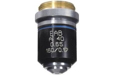 LOMO Objective, Achromat, 40x, 0.65 N.A., RMS