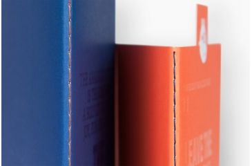 Lomography ChapBook - Set 1, blue andorange 220