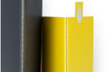 Lomography ChapBook - Set 3, grey andyellow 222
