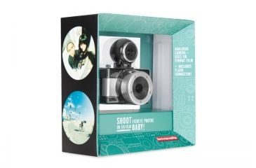 Lomography Fisheye Baby 110, Metal, Boxed 955