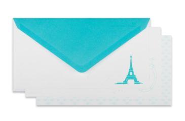 Lomography Freundschaftskarten - Landscape 2, blue 236