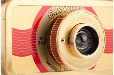 Lomography La Sardina & Flash - Beluga 305
