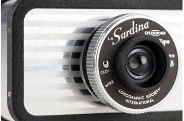 Lomography La Sardina & Flash, Splendour, Close Up 328