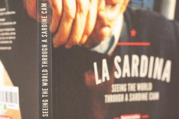 Lomography La Sardina & Flash, Splendour, Close Up, Book 328