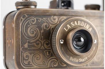 Lomography La Sardina Metal Edition - Belle Star 310