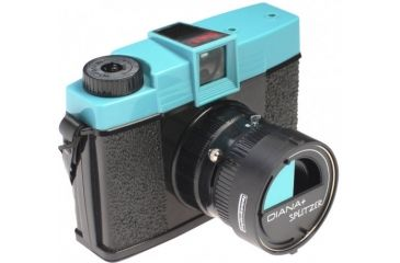 Lomography Diana Splitzer 521 in use (camera not included)