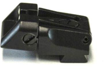 2-LPA Adjustable Kimber Luminova Sight Set