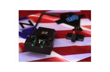 13-LPA TTF Fiber Optic Adjustable Sight Set