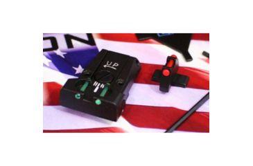 22-LPA TTF Fiber Optic Adjustable Sight Set