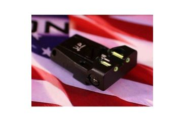 21-LPA TTF Fiber Optic Adjustable Sight Set