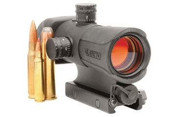 Lucid HD7 Red Dot Sight Variable Reticle Black