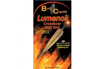 14-Lumenok Crossbow Nock
