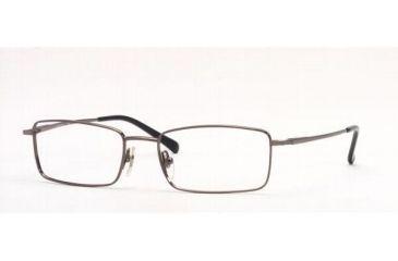 Luxottica Titanium Rx Prescription Eyeglasses LC1370T-4014S-5417 54 mm Lens Diameter / Matte Gunmetal Frame