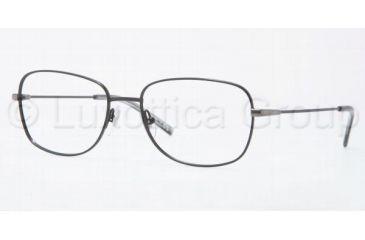 Luxottica LU6562 Progressive Prescription Eyeglasses 3080-5317 - Black