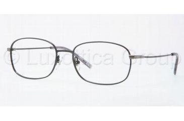 Luxottica LU6563 Eyeglass Frames 3080-5417 - Black
