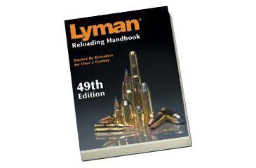 Lyman · Lymans 49th Reloading Handbook