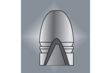 Lyman Black Powder Bullet Mould: 58 Caliber Minie Hollow Base - #577611 2654611