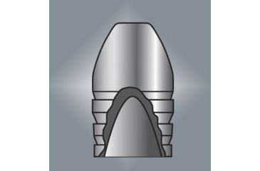 Lyman Black Powder Bullet Mould: 58 Caliber New Style Hollow Base - #575213 2651213
