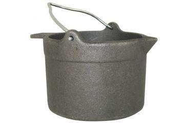 1-Lyman Cast Iron Lead Pot 10 Pound