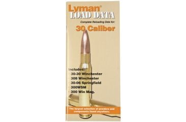 Lyman Load Data Book for 30 Caliber 9780014