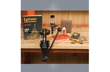 Lyman Spartan / ST reloading press upgrade Primer Catcher