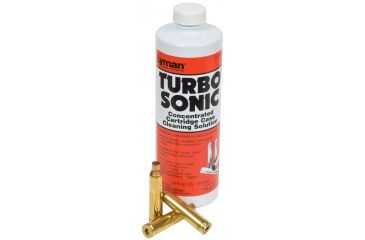 Lyman Turbo Sonic Cleaning Solution for Cartrige Cases