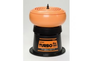 Lyman Turbo Tumbler 1200 Auto-Flo - 230V w/media