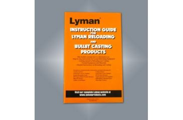 Lyman User S Guide For Black Powder Products 6985043