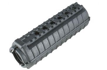 MFT M-4 Carbine Military and Police 2 Sided Rail - Black - M33
