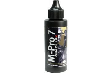 M-Pro 7 LPX Gun Oil 1452 1 Bottle 2 oz