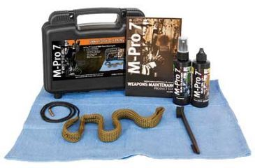 M-Pro 7 Tactical Cleaning Kit, 9mm Pistol, Box