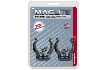 Mag ASXD026 Mounting Brackets for MagLite D-Cell Flashlight