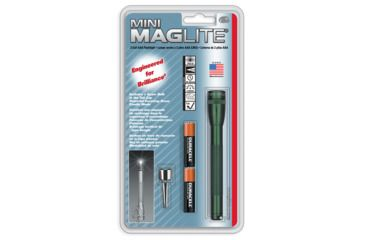 Mag Instrument Mini Mag Aaa Hang Pack-green - M3A396