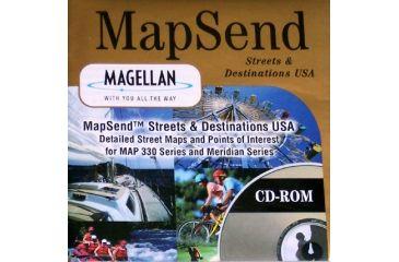 Magellan Portable GPS Receiver MapSend Streets&Destinations in US - 980613-01