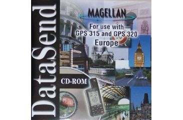 Magellan Portable GPS Receiver DataSend Europe - 990450