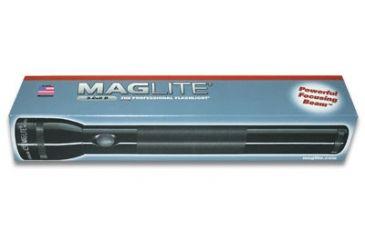 Maglite 4D Cell Black Flashlight in Display Box S4D015