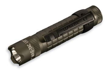 MagLite Mag-Tac Flashlight - Crowned Bezel, Foliage Green