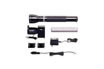 6-MagLite Mag Charger Flashlight