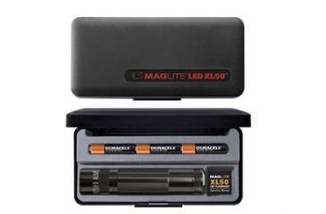 Mag Instrument XL 50 LED Flashlight Display Box, Black S3017