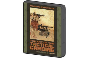 Magpul Art Of Tactical Carbine Volume II 2nd Edition 4 Disc DVD Set MPIDYN022