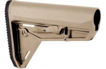 6-Magpul Industries MOE Slim Line Carbine Stock