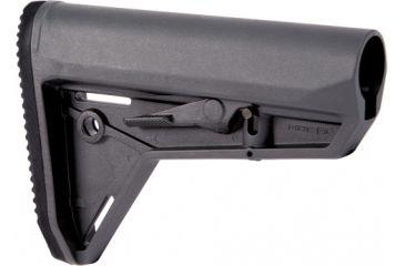 3-Magpul Industries MOE Slim Line Carbine Stock