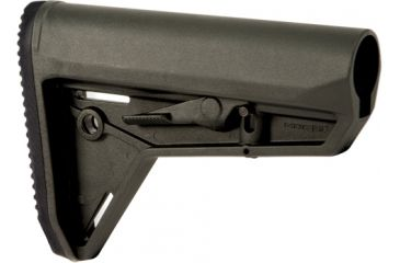 7-Magpul Industries MOE Slim Line Carbine Stock