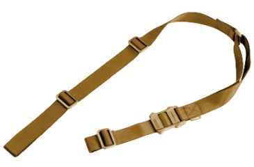 Magpul Industries MS1 - Multi-Mission Sling, Coyote Brown MPIMAG513-COY
