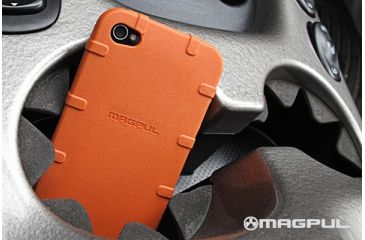 Magpul iPhone 4 Executive Field Case Orange MPIMAG450ORG